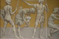Rijksmuseum-Amsterdam-081-Wandschildering-Krijgskunde-detail