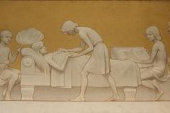 Rijksmuseum-Amsterdam-082-Wandschildering-Gezondheidskunde