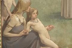 Rijksmuseum-Amsterdam-084-Georg-Sturm-Willibrordus-predikt-het-Christendom-aan-de-Friezen-detail