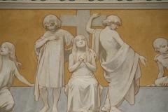 Rijksmuseum-Amsterdam-090-Wandschildering-Het-Christendom-detail