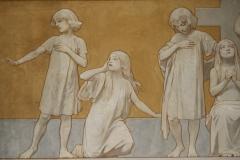 Rijksmuseum-Amsterdam-091-Wandschildering-Het-Christendom-detail
