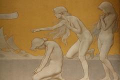 Rijksmuseum-Amsterdam-096-Wandschildering-Scheepvaart-detail