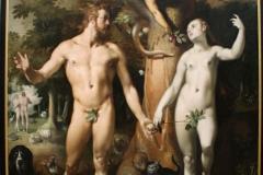 Rijksmuseum-Amsterdam-219-Cornelis-Cornelsz-van-Haarlem-1592-De-zondeval