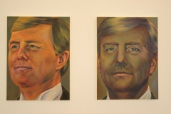 Rijksmuseum-Amsterdam-412-Inar-van-Zyl-2013-Schilderij-I-en-II-van-koning-Willem-Alexander