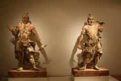 Rijksmuseum-Amsterdam-289-Twee-tempelwachters-Japan-14de-eeuw
