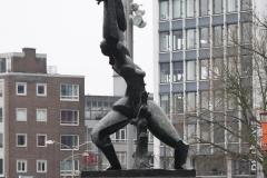 Rotterdam-141-Beeld-De-Verwoeste-Stad-door-Ossip-Zadkine-1953