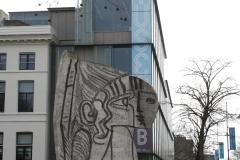 Rotterdam-263-Beeld-Sylvette-door-Pablo-Picasso-en-Carl-Nesjar-Westersingel