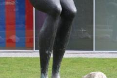 Rotterdam-272-Museumpark-Beeld-AUB-De-Billen-door-Henk-Visch-1992