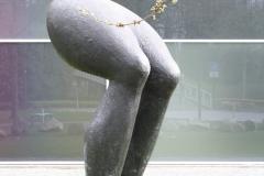 Rotterdam-274-Museumpark-Beeld-AUB-De-Billen-door-Henk-Visch-1992