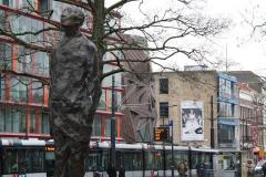 Rotterdam-309-Monument-Ongebroken-Verzet-door-Hubert-van-Lith-1965