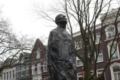 Rotterdam-315-Monument-Ongebroken-Verzet-door-Hubert-van-Lith-1965