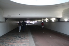 Rotterdam-010-Fietstunnel-Rotterdam-Centraal