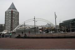 Rotterdam-111-Blaaktoren-Potlood-en-kubuswoningen