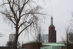 Rotterdam-283-Vergezicht-met-hoofdgebouw-Boymans-vanBeuningen-en-Delftse-Poort