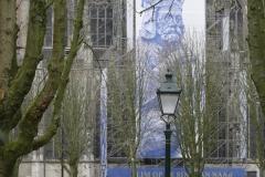 Den-Bosch-013-Spandoek-voor-Rondgang-Sint-Janskathedraal