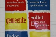 Sted-Mus-Amsterdam-238-Willem-Sandberg-1954-Reclamebord-voor-de-Gemeentemusea
