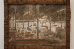 Armando-Reverón-1944-Werkplaats-van-de-havendienst-in-La-Guaira