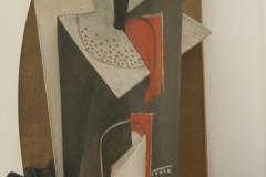 Georges-Braque-1908-Kan-en-drie-flessen-2-detail
