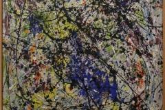 Jackson-Pollock-1947-Weerspiegeling-van-de-Grote-Beer