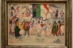 James-Ensor-1929-1930-ca-Carnaval-in-Vlaanderen-1