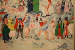 James-Ensor-1929-1930-ca-Carnaval-in-Vlaanderen-2