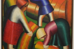 Kazimir-Malevich-1912-Het-binnenhalen-van-de-rogge