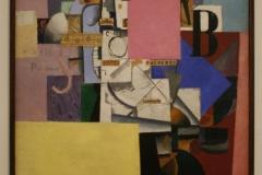 Kazimir-Malevich-1914-Dame-bij-Reclamezuil