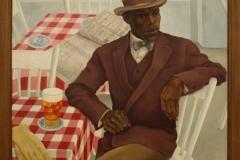 Nola-Hatterman-1930-Op-het-terras