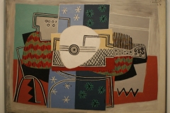Pablo-Picasso-1924-Gitaar-Compoteschaal-en-Druiven
