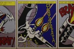 Roy-Lichtenstein-1964-Toen-ik-het-vuur-opende