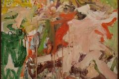 Willem-de-Kooning-1977-Twee-figuren-in-een-landschap