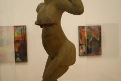 Ernst-Ludwig-Kirchner-1911-Dansende-vrouw-1