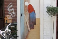 Delft-071-Deurschildering