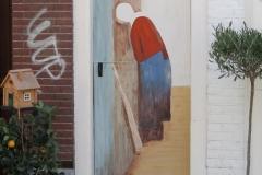 Delft-072-Deurschildering