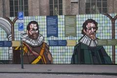 Delft-138-Geschiedeniswand-bij-Nieuwe-Kerk