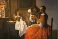 2016-04-09-Delft-Johannes-Vermeer-161-Dame-met-Twee-Heren-ca-1659-1660