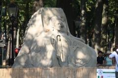 2018-07-24-Den-Haag-Zandsculpturen-001-Benjamin-Probanza-Liefde-voor-altijd