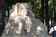 2018-07-24-Den-Haag-Zandsculpturen-002-Benjamin-Probanza-Liefde-voor-altijd