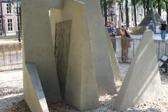 2018-07-24-Den-Haag-Zandsculpturen-043-Radovan-Zivny-Guernica-Picasso-opnieuw-bekeken